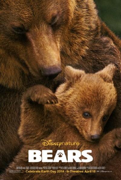 Bears (2014) 480p BRRip XviD AC3-EVO