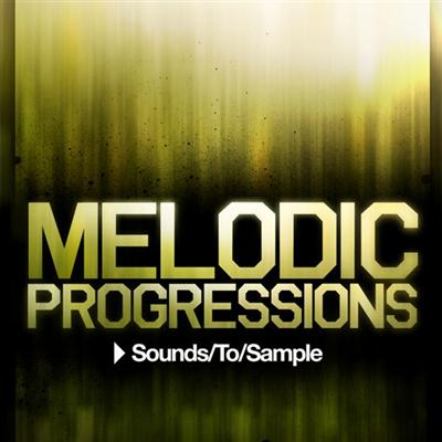 Sounds To Sample Melodic Progressions WAV MiDi Sylenth/MAGNETRiXX