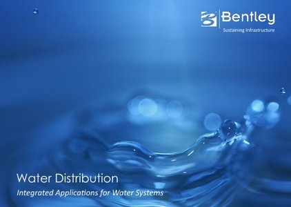 Bentley Water Distribution Products v8i (SELECTSeries 5) 08.11.05.61