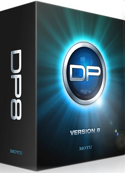MOTU Digital Performer 8.07
