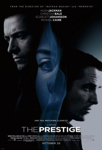 The Prestige (2006) 720p BRRip x264-x0r