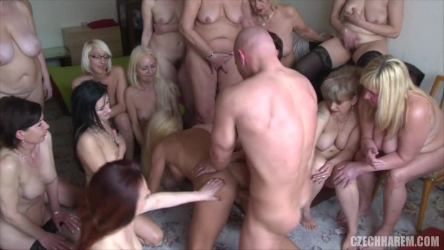 CzechHarem/Czechav - Czech Harem 5 - Part 3 [HD 720p]