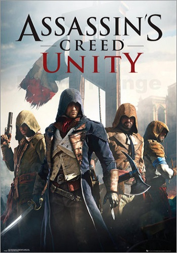 Assassins Creed: Unity patch v 1.3