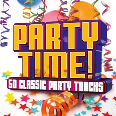 VA - Party Time! 50 Classic Party Tracks (2014)