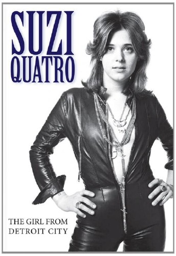 Suzi Quatro - The Girl From Detroit City (2014) FLAC