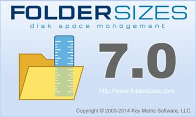 Key Metric Software FolderSizes 7.5.24 Enterprise Edition Portable