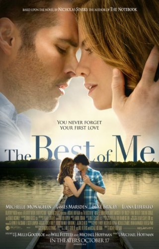 The Best of Me (2014) 720p WEBRip x264 CamAudio-JYK