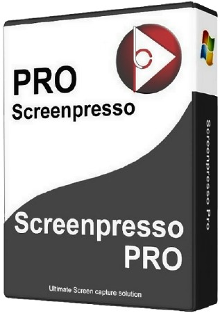 Screenpresso Pro 1.7.0.0 Multilingual