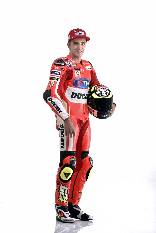 Первые фото прототипа Ducati GP15