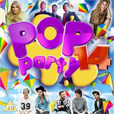 VA - Pop Party 14 (2015)