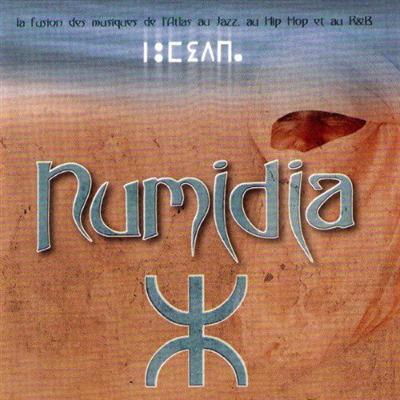 VA - Numidia (La fusion des musiques de l'Atlas au jazz, au hip hop et au R'n'B)(2015)