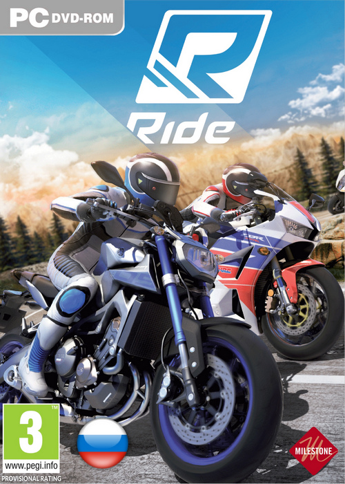 RIDE (2015/RUS/ENG/MULTi10/RePack)