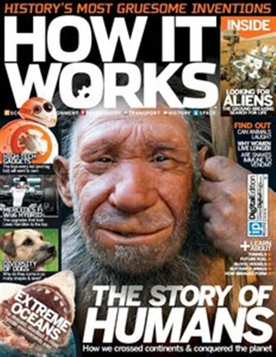 How It Works - Issue 81