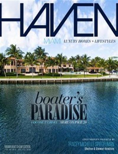 Haven Miami - February 2016 (Miami Boat Show)