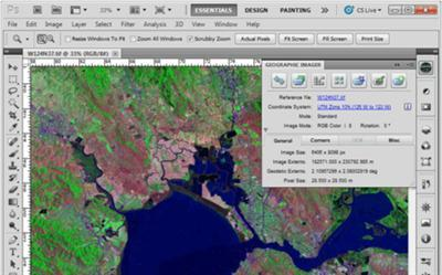 Avenza Geographic Imager forAdobe Photoshop 5.0.1 (WinMac)