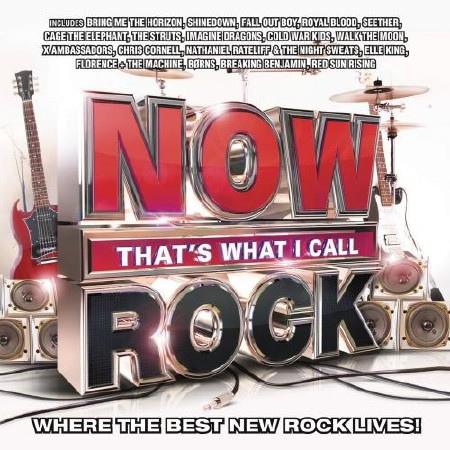 Now That's What I Call Rock (2016)