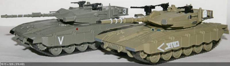 Боевые Машины Мира №11 - Меркава Mk3 (Израиль, 1990)