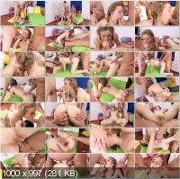 DoubleTeamedTeens - Jill - One Cock In The Ass Is Not Enough [HD 720p]