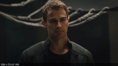 Дивергент / Divergent (2014) 720p WEB-DL