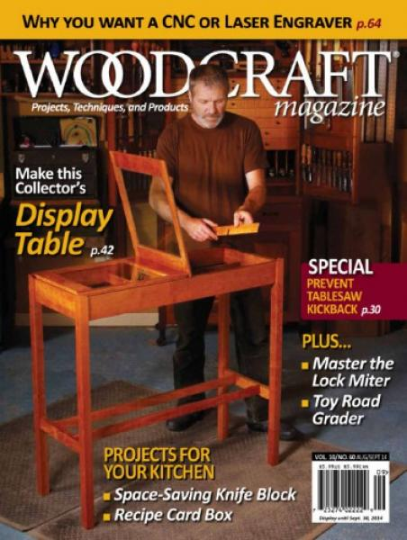 Woodcraft - August/September 2014