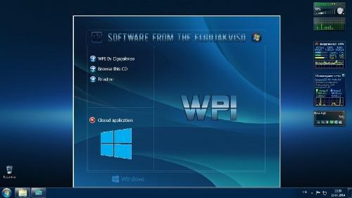 WPI By Elgujakviso x86/x64 (v24.07.14) [Ru]