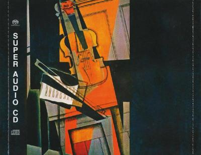 F. P. Zimmermann (violin) - Paul Hindemith - Violin Sonatas & Concerto ( Frankfurt Radio Symphony Orchestra, Paavo Järvi, Enrico Pace) / 2013 BIS