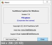FastStone Capture 7.9 + Portable