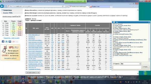 EMPO - курсы SEO с гарантией роста позиций [Продвинутый] (2014)
