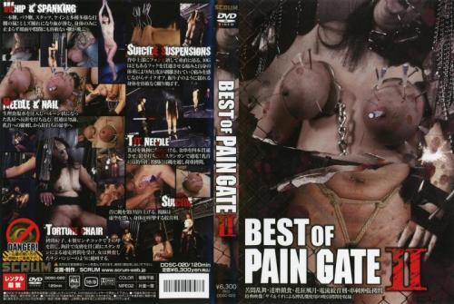 Japanese Torture– DDSC 020 [SCRUM, Pain Gate]