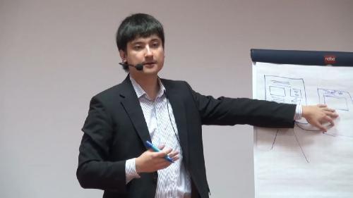 Азамат Ушанов - Создание рекламного текста: взгляд из-под плеча