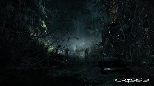 Crysis 3: Hunter Edition (Rip / 1.0.0.1) Ru/En [2013 г., Action, Shooter] [Rip] от R.G. Механики