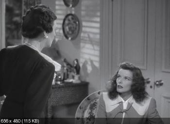 ��������������� ������� / The Philadelphia Story (1940) DVDRip
