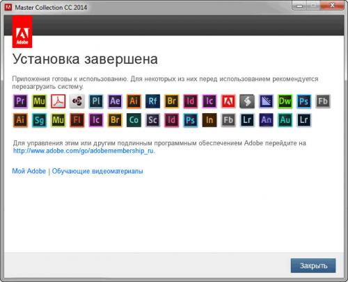 Adobe Creative Cloud Master Collection (2014) PC | by m0nkrus