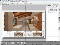 Chief Architect Premier X6 16.4.0.81 Final (2014/ENG) программа 3D дизайна интерьеров