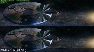 Вселенная 3Д (Сезон 6. Эпизоды 4 - 7) / The Universe 3D (S06, E04 - E07) ( Лицензия by Ash61)  Вертикальная анаморфная