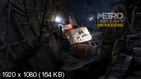 Metro: Last Light - Redux [Update 5] (2014) PC | RePack �� R.G. Steamgames