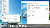 Windows 8.1 enterprise with update Matros Edition 04 Fixed (x86/x64/RUS/2014)