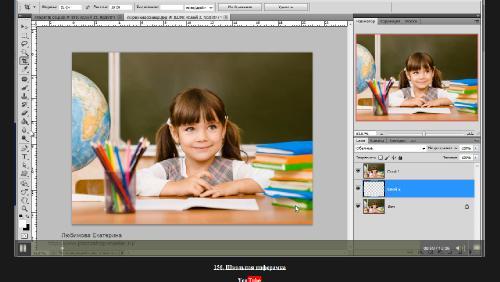 Видеоуроки Adobe Photoshop CS3-CS5 от З. Лукьяновой и Е. Попова. Обновление 29.08.2014 (2007-2014)