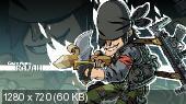Mercenary Kings (2014) PC - скачать бесплатно торрент