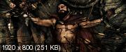 300 спартанцев: Дилогия / 300: Dilogy (2007-2014) BDRip 1080p | 60 fps