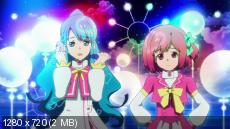 АКБ0048 / AKB0048 Next Stage [2 сезон] (2013) HDTVRip-720p | VO