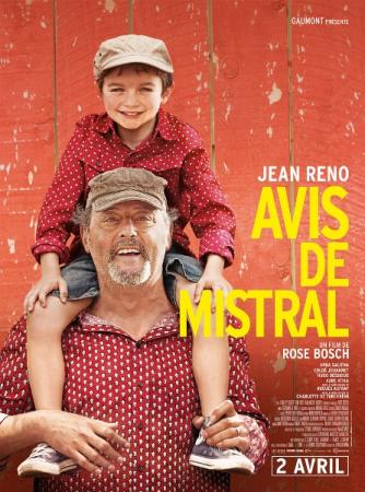 Совет мистраля / Avis de mistral (2014) HDRip