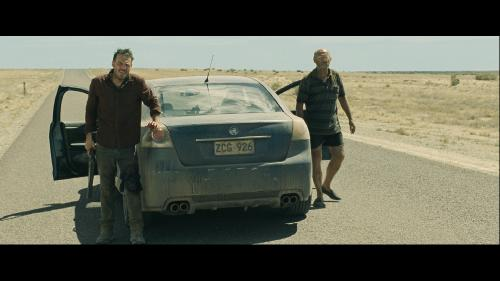 Ровер / Бродяга / The Rover (2014) 1080p BD-Remux