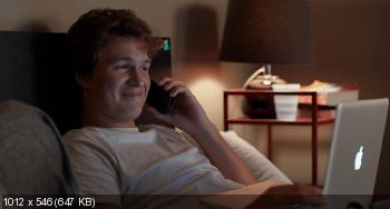 �������� ������ / The Fault in Our Stars (2014) BDRip-AVC | DUB | ����������� ������ | ��������