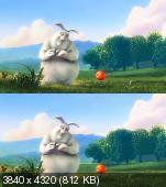 ������� ��� � 2�/3� 4K / Big Buck Bunny 2D/3D 4K [ OverUnder / ������������ ����������]