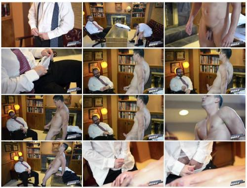 Mormon Boyz - Bishop Angus & Elder Jordan - Inspection