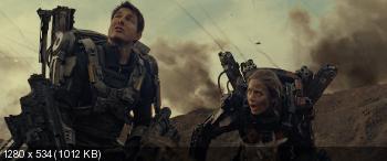 Грань будущего / Edge of Tomorrow (2014) BDRip 720p | DUB | Лицензия
