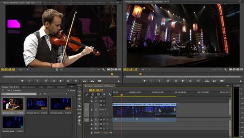 Adobe Premiere Pro. Базовый уровень