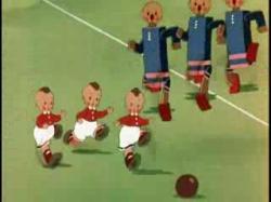 Необыкновенный матч (1955) DVDRip от MediaClub {Android}