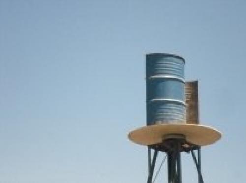 Ветрогенератор роторный 3-5 кВт своими руками!